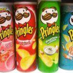 ¿De qué están hechas las patatas Pringles?