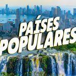 ¿Cual son los Top 5 países que más visitan los turistas en Latinoamérica?